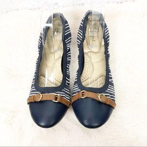 Dexflex Comfort Slip-On Flats - Size 10